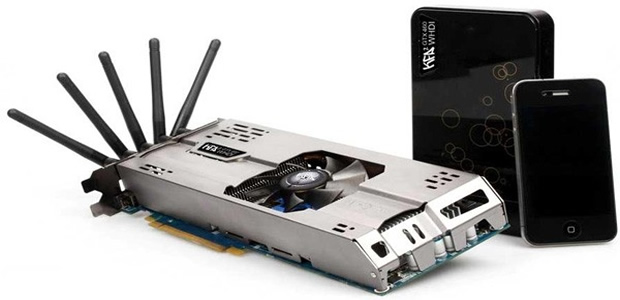 NVDIA GeForce GTX 460 WHDI